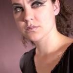Актриса Мария Соловьев в роли Ядовитой мухи Цэ